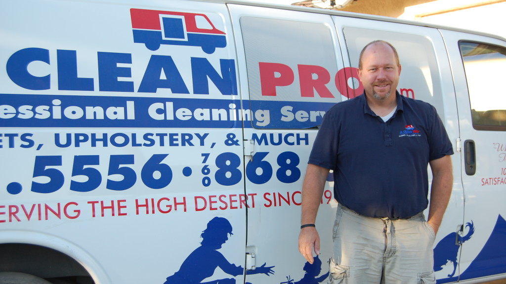 A Clean Pro Van Apple Valley CA