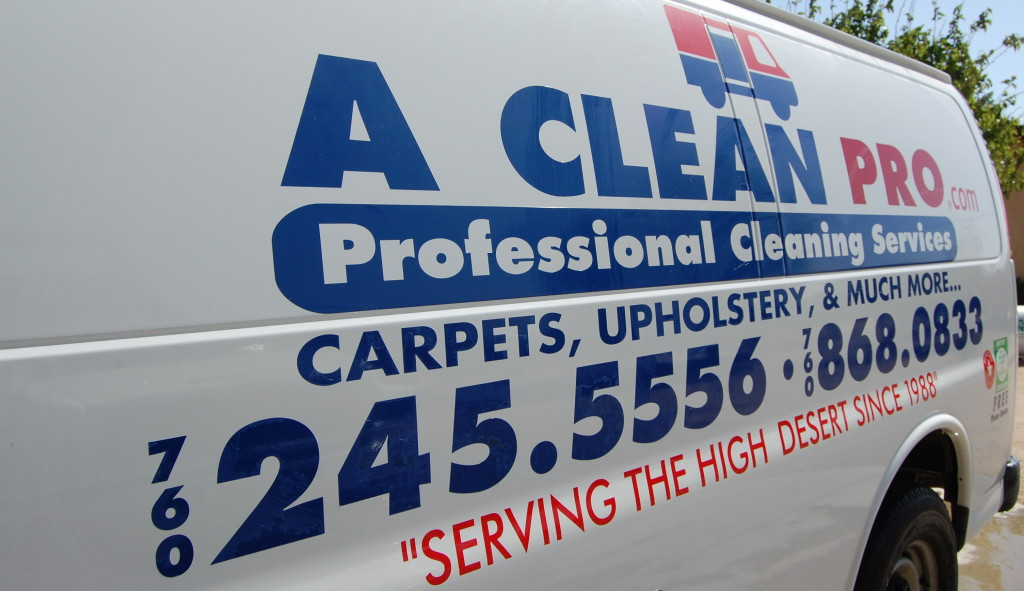 High desert, Apple Valley Cleaning Company