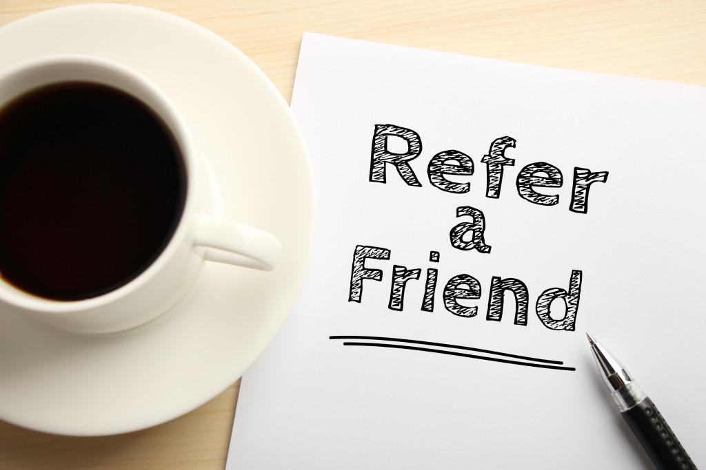 Referral Rewards Apple Valley CA