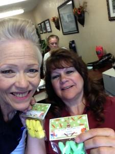 Debbie Valdez says love this company Shear Hesperia