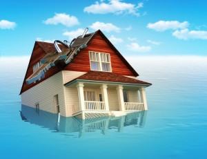 water dam house canstockphoto14640383