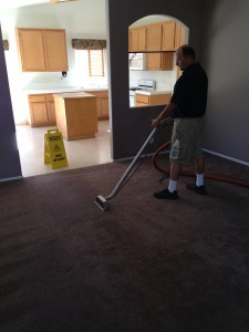 Carl cleaning in victorville